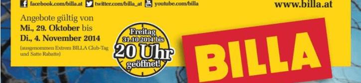 Billa Banner