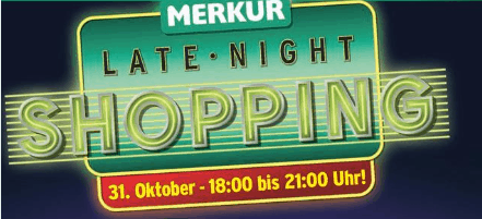 Merkur late night