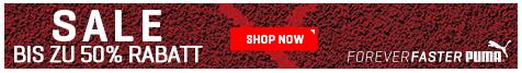 Puma Sale Banner