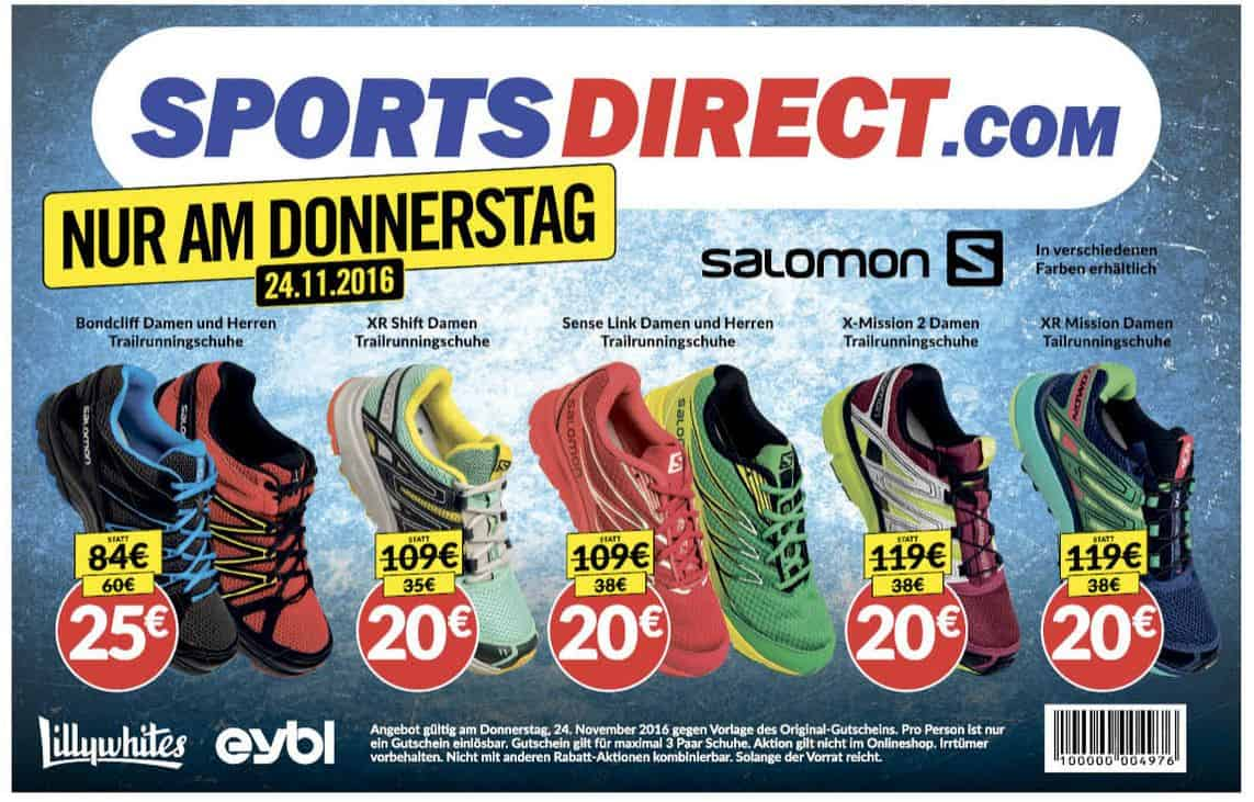 Gutschein Sports Direct