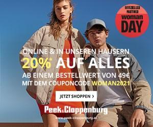 Peek & Cloppenburg Woman Day