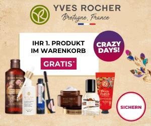 Yves Rocher Crazy Days