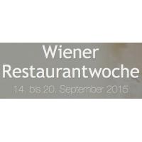 Wiener Restaurantwoche 2015 vom 14. – 20. September 2015 z.B.: 2-3 Gänge Menüs in Top-Restaurants ab 14,50€ bzw. 29,50€ für ein Dinner