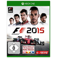 F1 2015 für Xbox One inkl. Versand für 40,14€