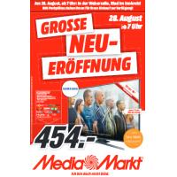 Media Markt Ried Neueröffnung mit vielen Angeboten bis zum 29.08.2015