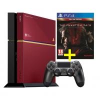 PlayStation 4 500GB Metal Gear Solid Limited Edition Bundle um 429€