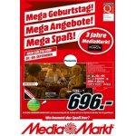 Media Markt Pasching PlusCity Geburtstagsangebote von 07. bis 09.09.