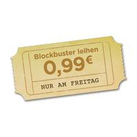 Amazon Instant Video: Blockbuster um je nur 0,99€ (auch HD!) ausleihen!