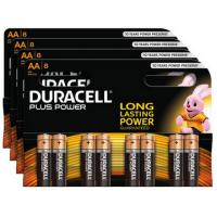 32x Duracell Plus Power Alkaline-Batterien AA inkl. Versand um 12,29 €