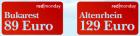 Um 89€ nach Bukarest oder um 129€ nach Altenrhein @Austrian redmonday