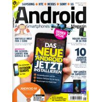 Android Magazin kostenlos testen