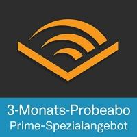 Amazon.de: Audible kostenlos für 3 Monate für Prime-Kunden