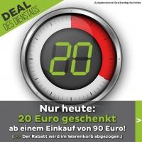 Radbag.at – Deal des Dienstags: 20 € Gutschein ab 90 € Bestellwert