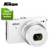 Redcoon Supersale – zB.: Nikon 1J 4 Starter-Set (Kamera+ Tasche+ SD-Karte) in weiss oder orange um 229 € inkl. Versand