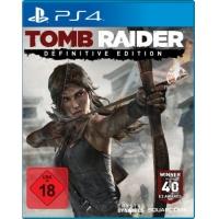 Tomb Raider – Definitive Edition für die PS4 um ca. 16,37 €