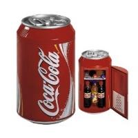 Saturn Tagesdeals – zB EZetil Coca Cola Mini-Kühlschrank um 85 €