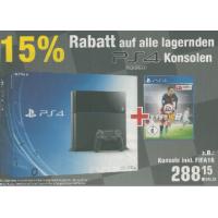 Metro: 15 % Rabatt auf alle lagernden PS4 Konsolen ab 24.09.2015