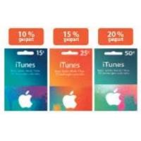 Müller: bis zu 20 % Rabatt auf iTunes Karten (4.-10.11.2015)