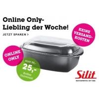 Silit Aluguss Multibräter mit Glasdeckel ab 15 € inkl. Versand bei Mömax