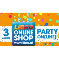 Libro Online Geburtstagsaktionen bis 4. Oktober 2015