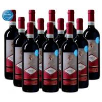 Weinvorteil.at – 12er Rotweinpaket inkl. Versand um 59,88 € statt 152,88 €