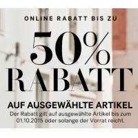 H&M: Sale mit bis zu 50 % Rabatt + kostenloser Versand