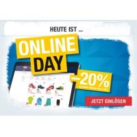 Hervis Online: 20 % Rabatt auf (fast) alles ab 100 € Einkaufswert