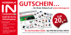 20€ Gutschein bei Interspar.at