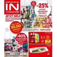 Interspar: -25 % auf alkoholfreie Getränke am 2. und 3.10.2015