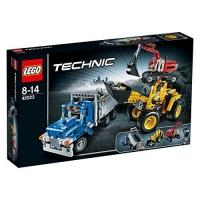 "Toys""R""Us: LEGO Technic – 42023 Baustellen-Set um 39,98 € (Bestpreis)"