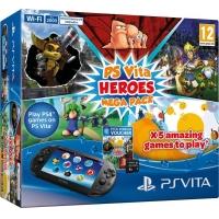 PlayStation Vita Slim MegaPack Heroes + 8GB (B-Ware) um 146,55 €