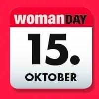 Woman Day 2015 – am 15. Oktober 2015 – alle Gutscheine (inkl. SCS)