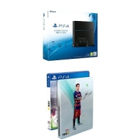 PlayStation 4 1TB + FIFA 16 – Steelbook Edition um 359€ bei Amazon.de