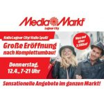 Media Markt Lugner City – Eröffnungsangebote ab 12. April 2018