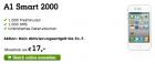 iPhone 4 um 0€ bei Anmeldung zu A1 Smart 2000 @A1