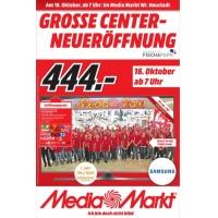 Media Markt Wr. Neustadt – Eröffnungsangebote ab 16. Oktober 2015