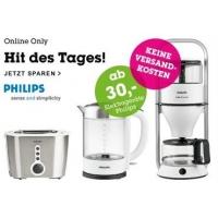 Mömax Hit des Tages – Philips Haushaltsgeräte versandkostenfrei