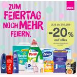 BIPA: 20 % Rabatt auf Einkauf ab 30 € + kostenloser Versand