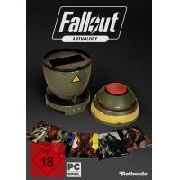 Fallout Anthology (PC) um nur 35,99 Euro inkl. Versand bei Amazon
