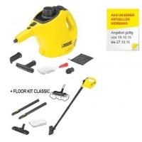 Kärcher Dampfreiniger Sc 1 Floor Kit um 62 € inkl. Versand