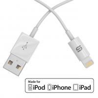 Apple MFi zertfiziertes Syncwire Lightning Kabel um nur 4,99 Euro