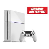 Sony Playstation 4 500 GB in weiß / schwarz inkl. Versand um 321 €