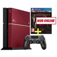 Sony PlayStation 4 Limited Edition Bundle 500GB inkl. Metal Gear Solid V – The Phantom Pain (Modell: CUH-1216) inkl. Versand um 369€