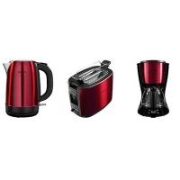 Philips Filterkaffeemaschine + Wasserkocher + Toaster um nur 49,70 €