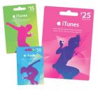 -20% auf iTunes Karten am 9.07 @Interspar