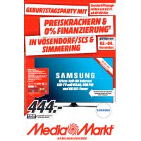 Media Markt Vösendorf & Simmering feiern 25 Jahre bis 4.11.2015