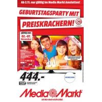 Media Markt Amstetten feiert 5. Geburtstag bis 07. November 2015