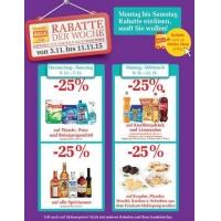 Rabatte bei Billa: – 25 % auf Spirituosen, Limonaden, Knabbergebäck, …
