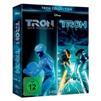 TRON Collection: TRON / TRON Legacy (Blu-rays) um nur 9,99 Euro