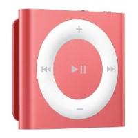 Saturn Tagesdeals – zB Apple iPod shuffle 2GB pink (4G) um 49 €